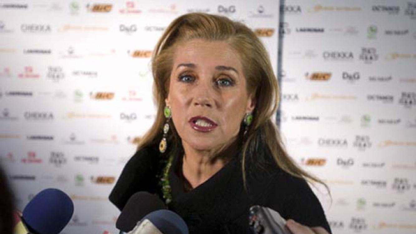 Marcela Tinayre regresó al país. (Foto: Web)