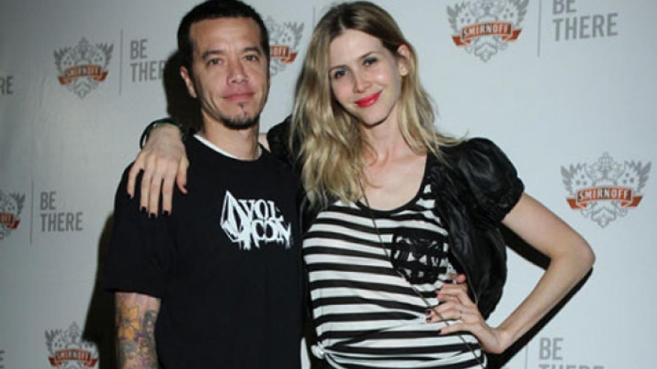 Sebastián Ortega y Guillermina Valdés, juntos nuevamente. (Foto: Web).