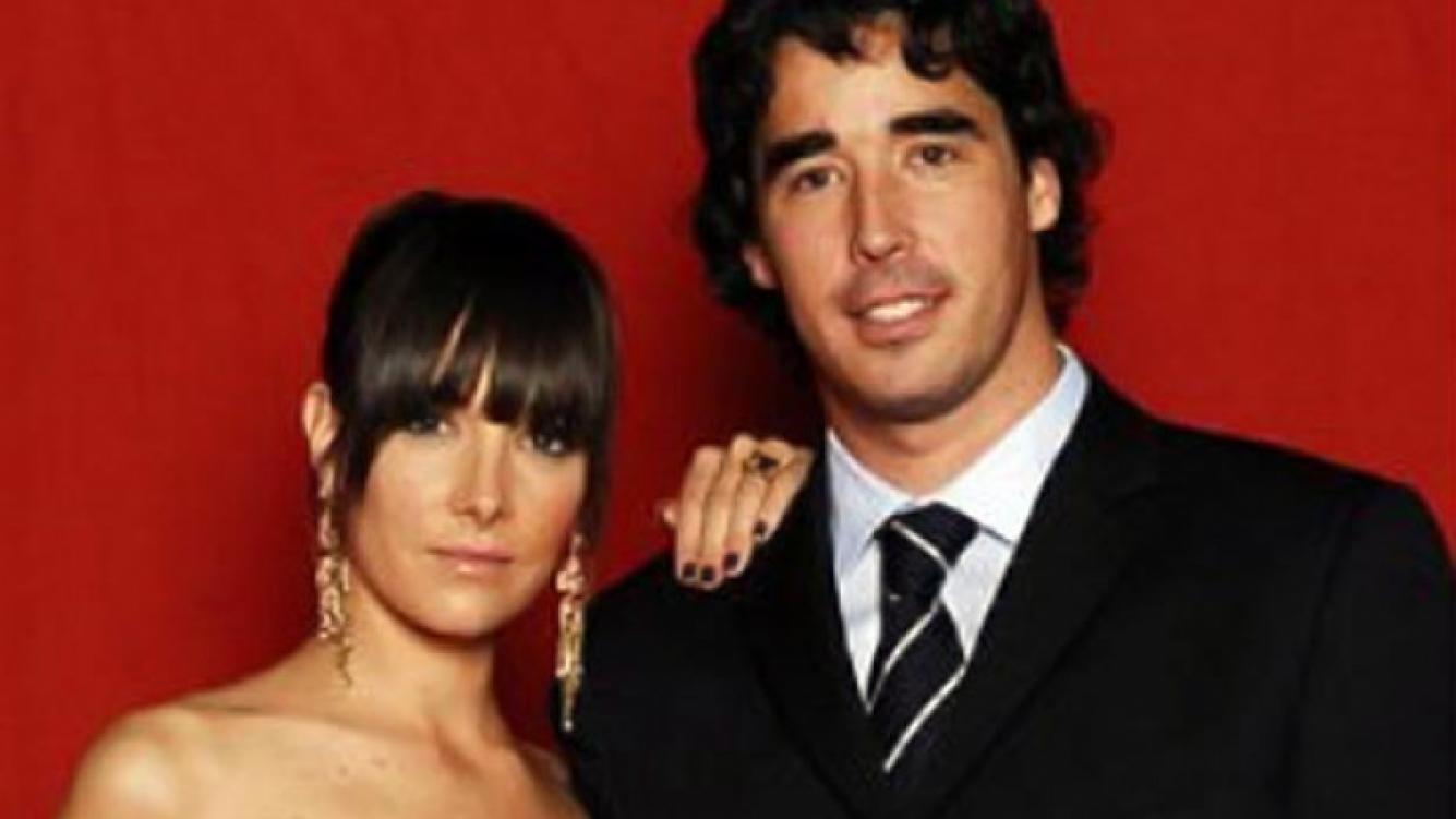 Juana y Nacho Viale. (Foto: Web)