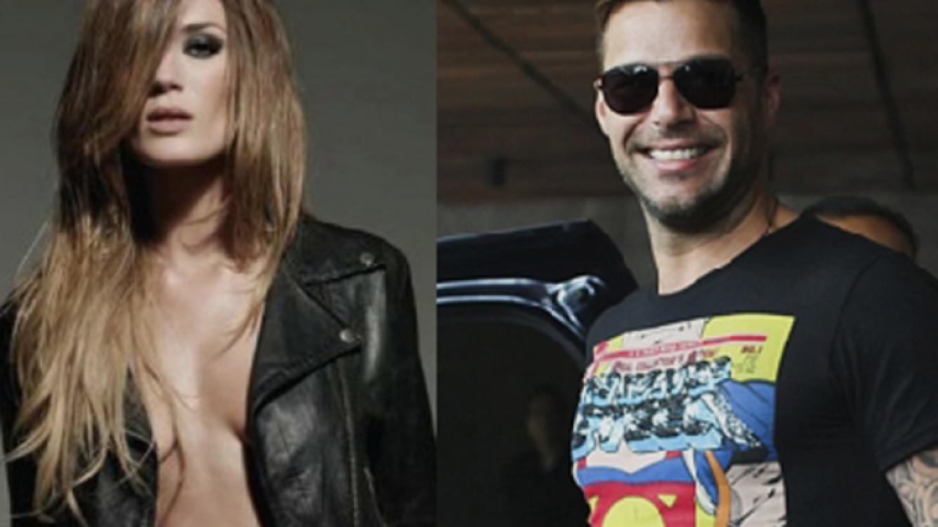 Paula Chaves estará muy cerca de Ricky Martin (Foto: Web)