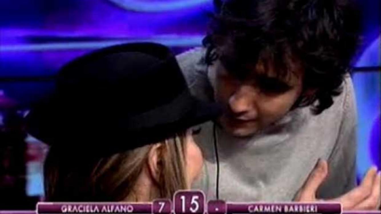 Federico Hoppe habría retado a Alfano. (Foto: Captura video).