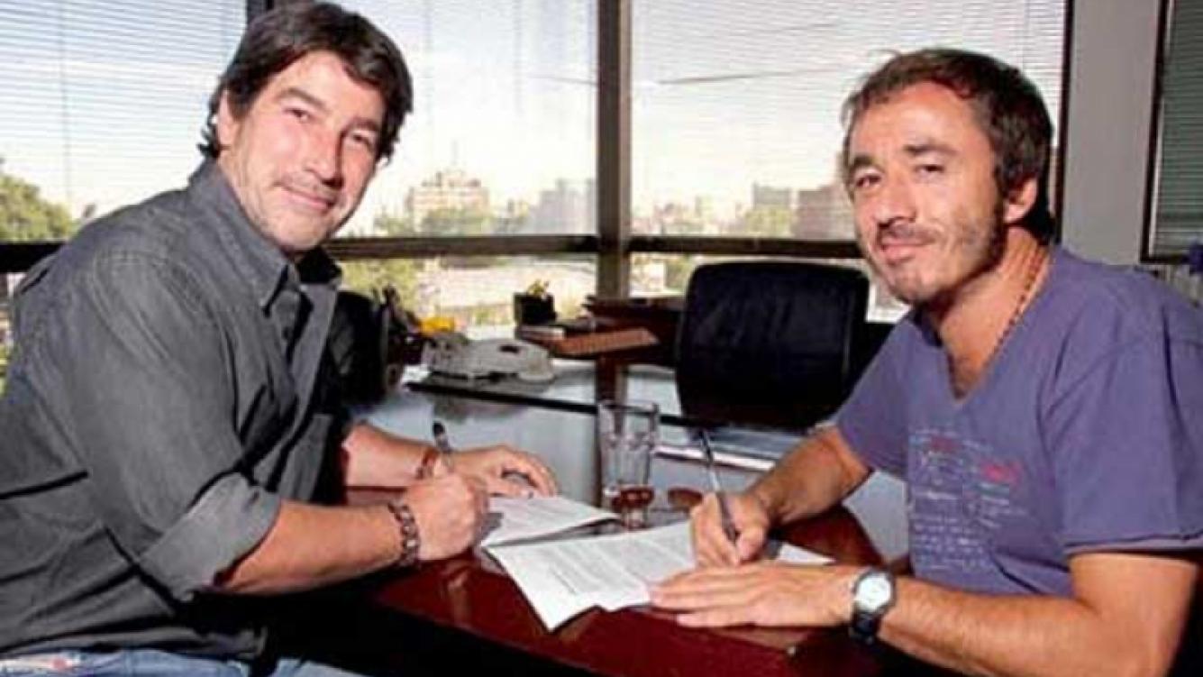 Pachu y Pablo, de Rosario a Mimami sin escalas. (Foto: Web).