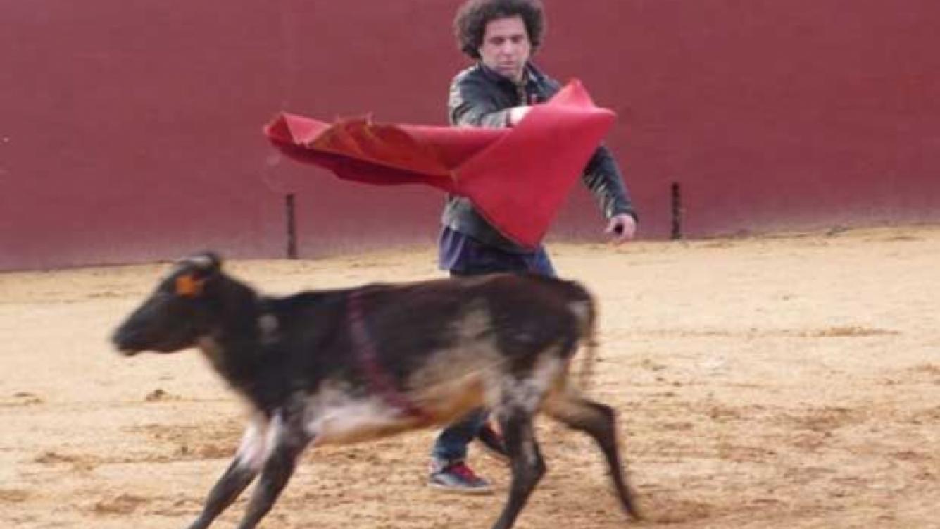 Andrés Calamaro: ¡Hay que ser torero! (Foto: El Mundo España).