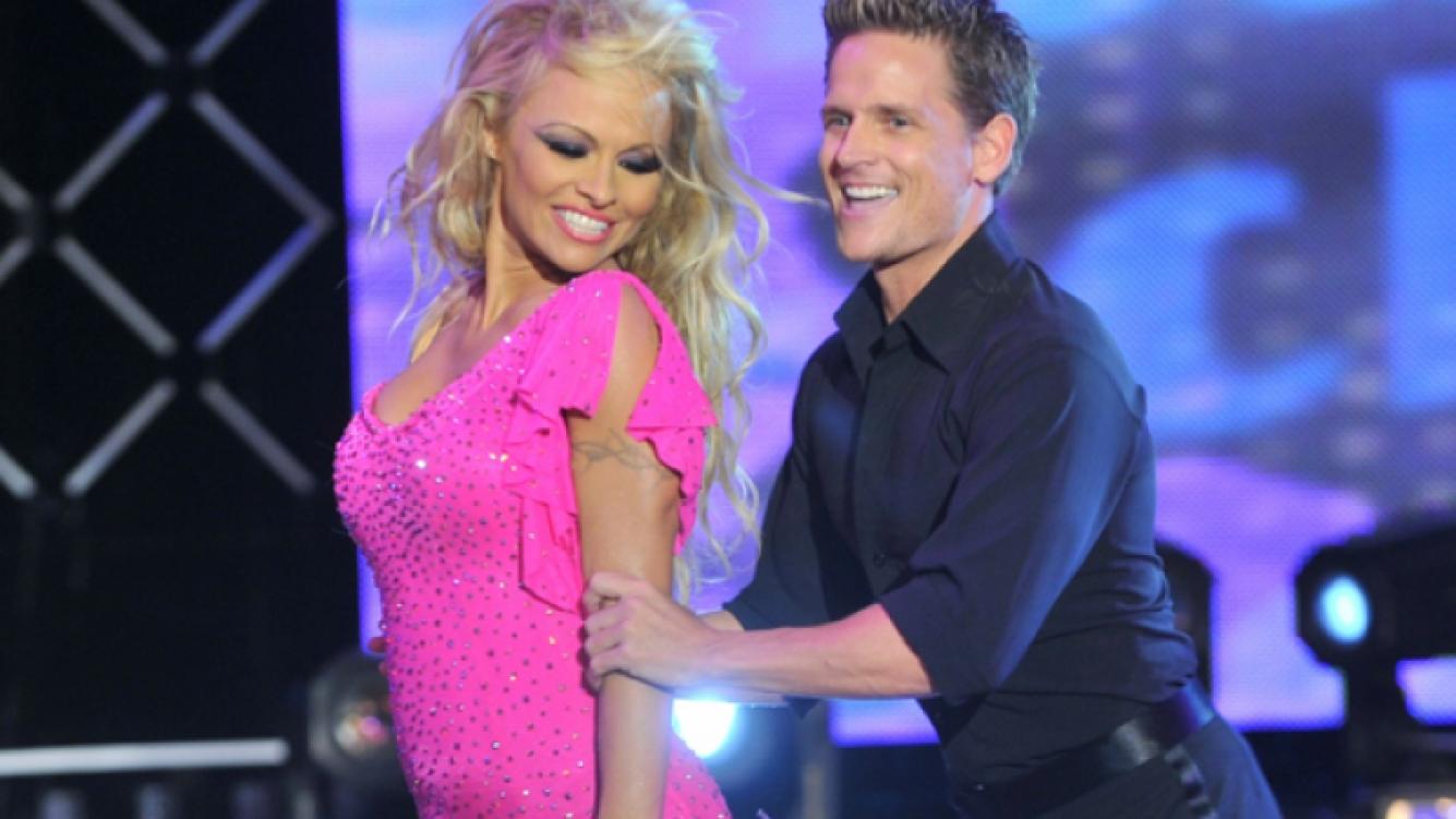 Pamela Anderson. (Foto: Ideas del Sur)