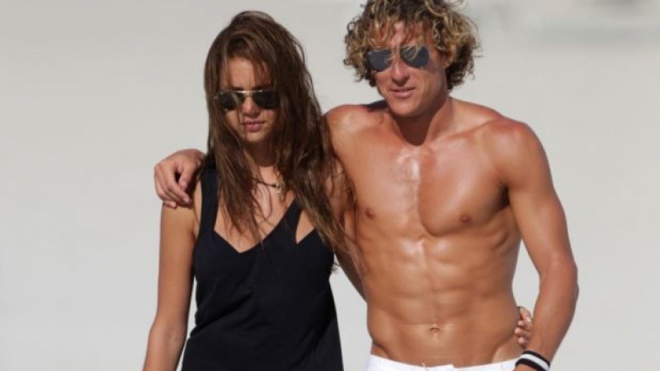Zaira y Diego tomaron vacaciones en Miami hace apenas unas semanas. (Foto: Web)