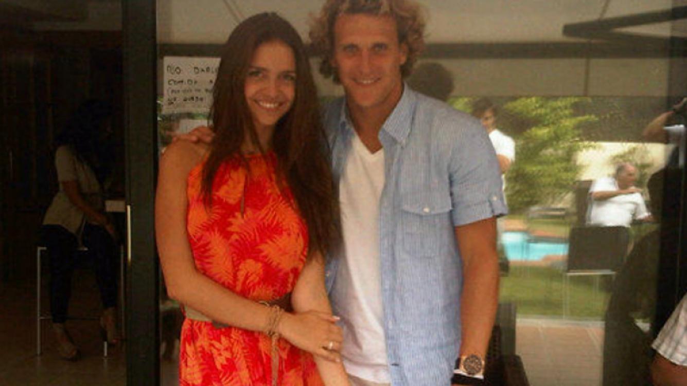 Tiempos dorados: Zaira y Diego pusieron fin a su relación (Foto: @zairana)