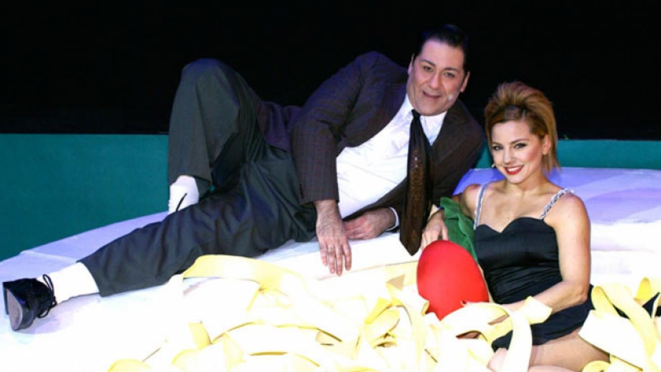 Rossi protagoniza Boccato Di Cardinale, el musical de Rita Pavone!.