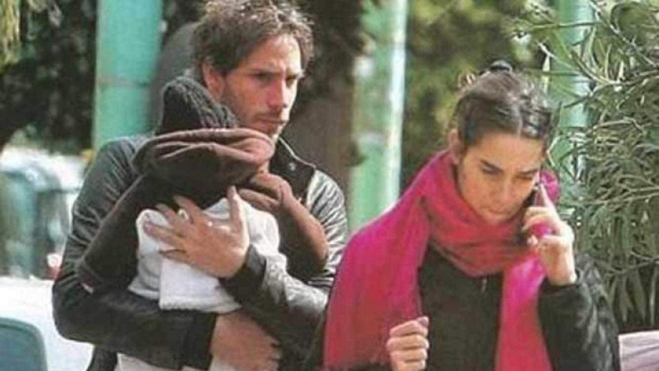 Gonzalo Valenzuela y Juana Viale. (Foto: Web).