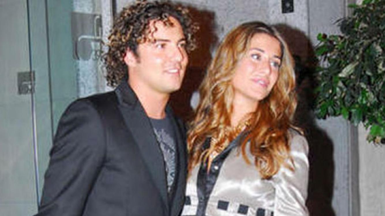David Bisbal y Elena Tablada en tiempos más felices (Foto: Web).