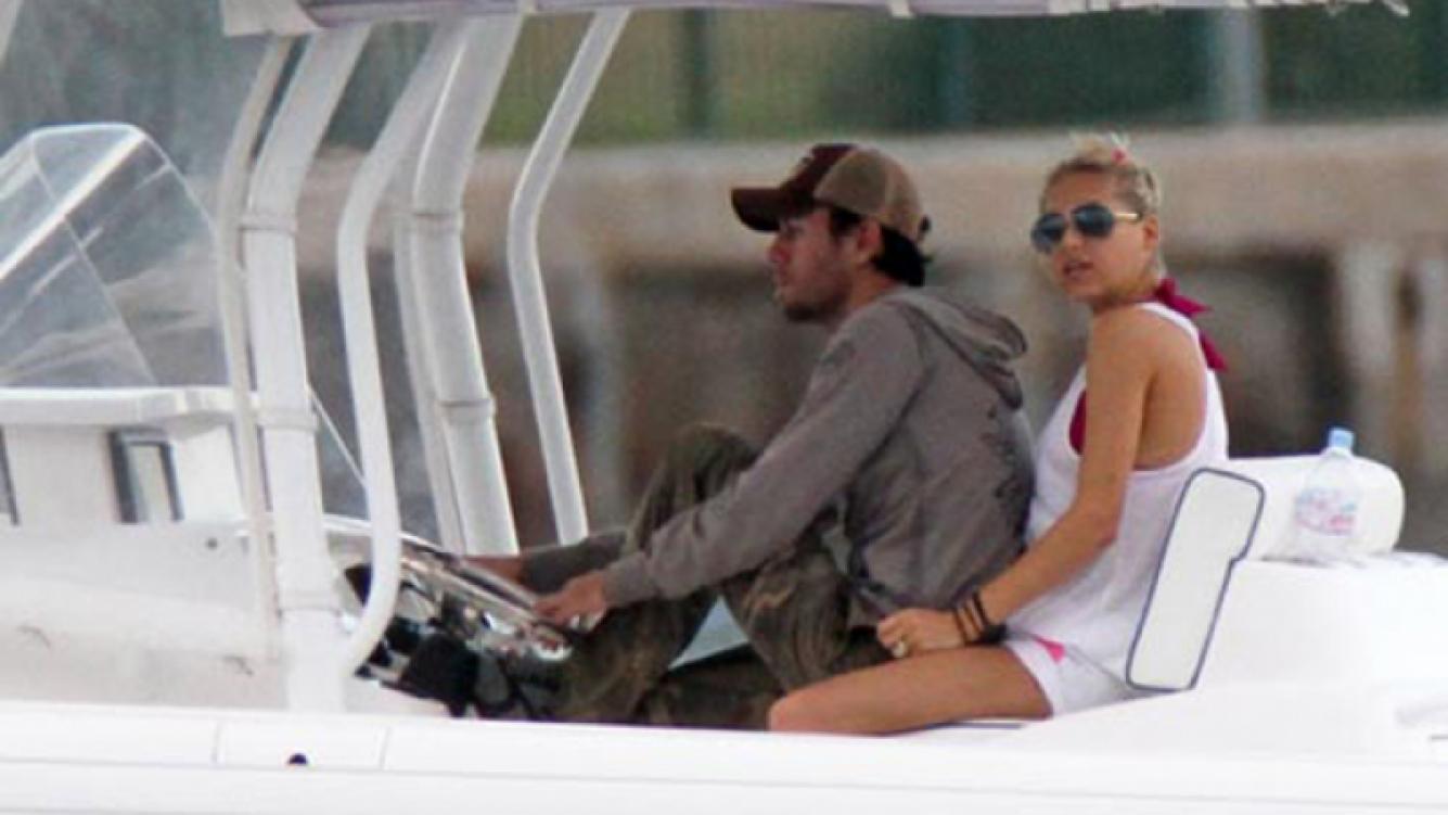 La pareja, que se formó en 2001, continúa viento en popa (Foto: Web)
