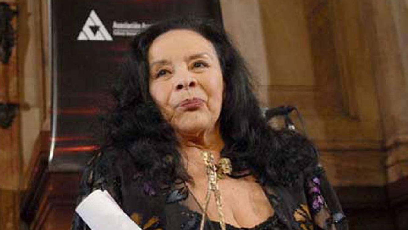 Isabel Sarli. (Foto: Web)