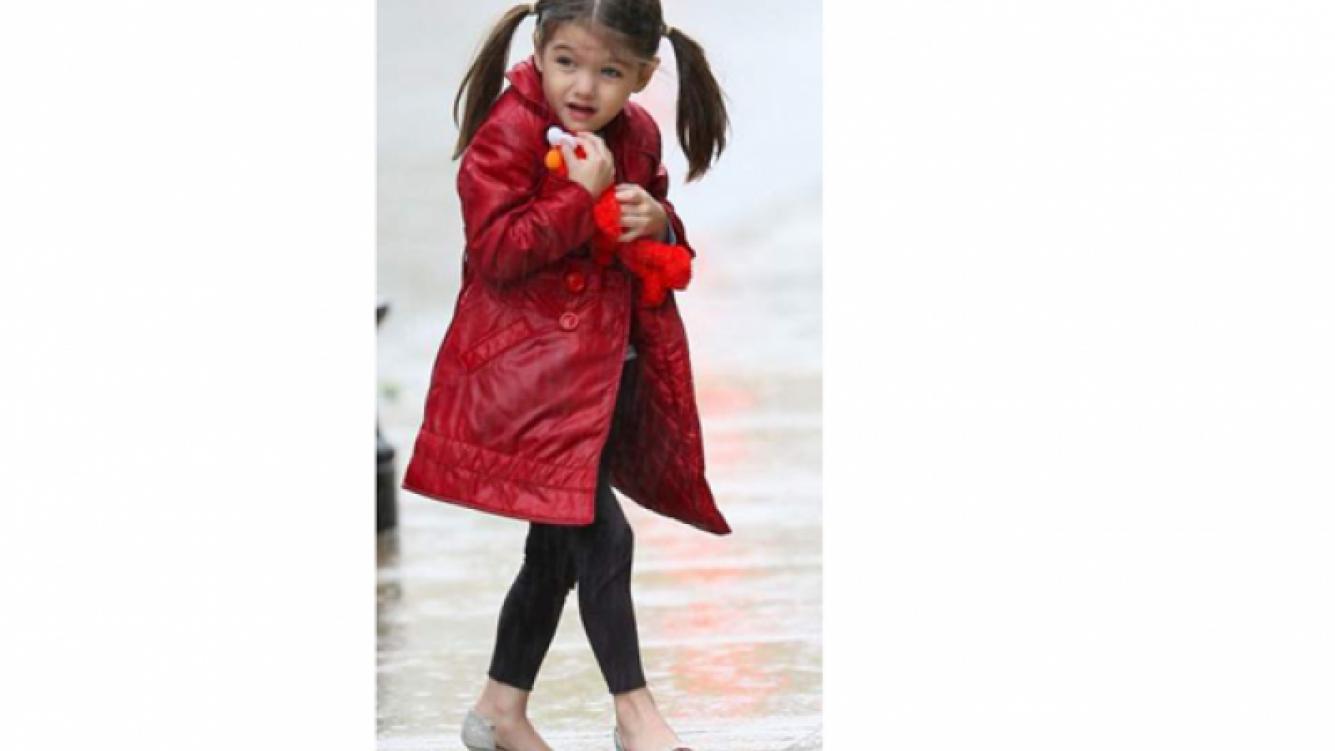 La hija de Tom Cruise y Katie Holmes se viste con marcas de primera línea (Foto: Web)