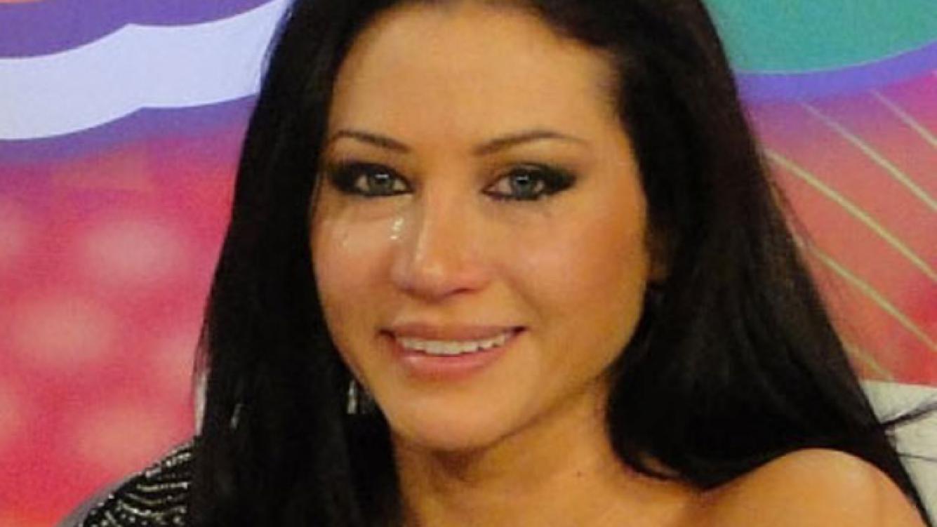 Adabel Guerrero y su llanto con sonrisa en Este es el show.