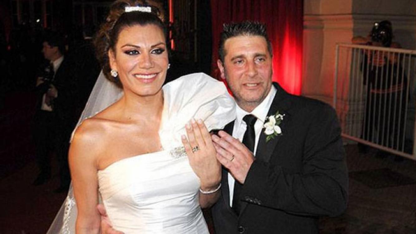 Flor y Pablo ya habían realizado una ceremonia simbólica en 2008 (Foto: Web).
