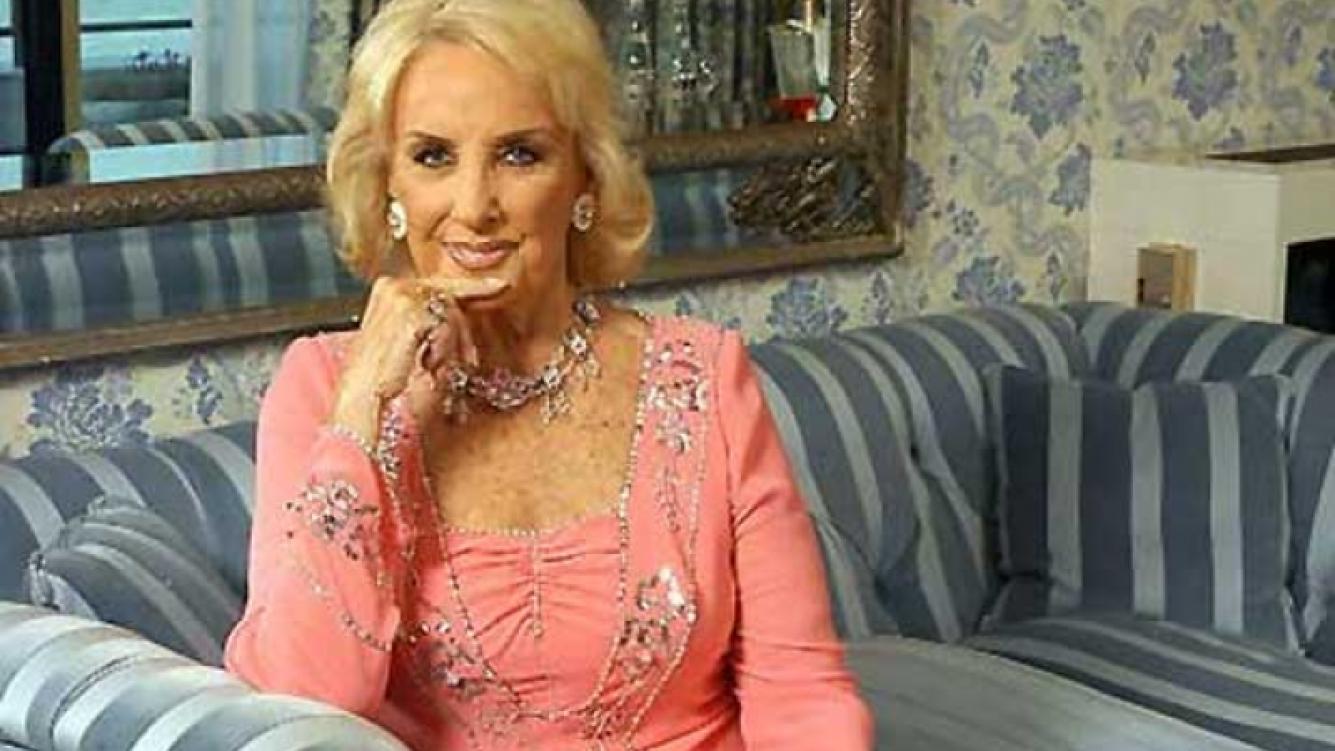 Mirtha Legrand le dedicó un premio a Ringo. (Foto: Web).