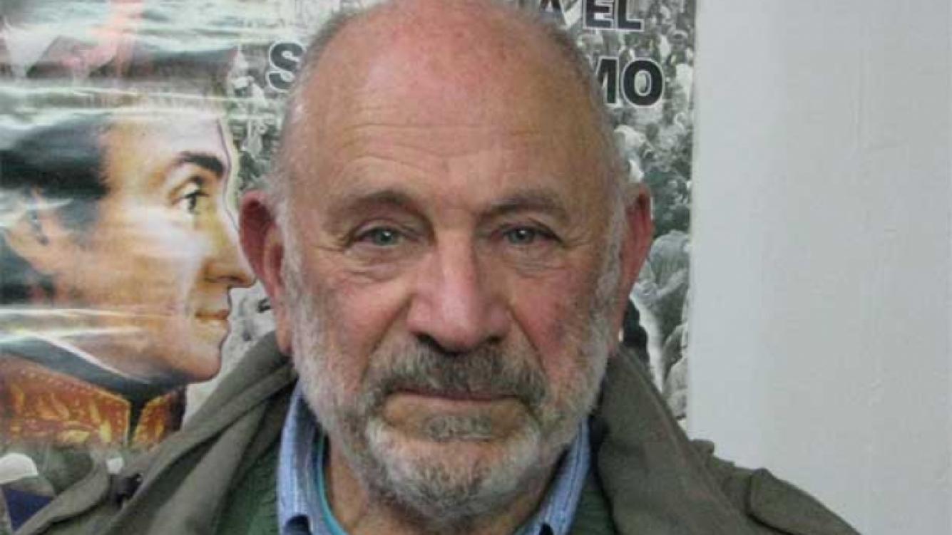 Norman Briski llega a Los Unicos. (Foto: Web).