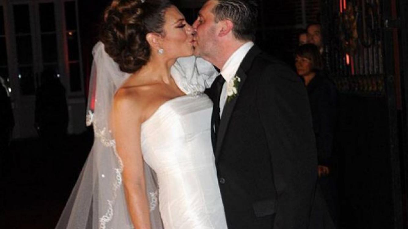 Anticipo: la pareja ya había realizado una ceremonia simbólica en 2008 (Foto: Web)