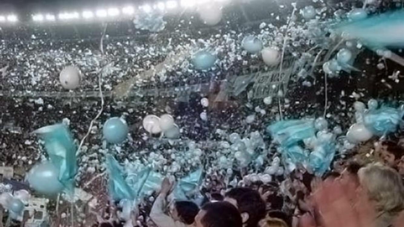 La fiel hinchada de la Selección Argentina. (Foto: Web)