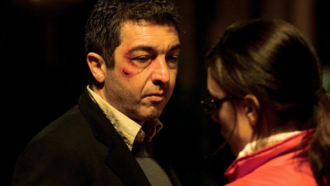 Ricardo Darín y Martina Gusmán, protagonistas de Carancho. (Foto: Web)