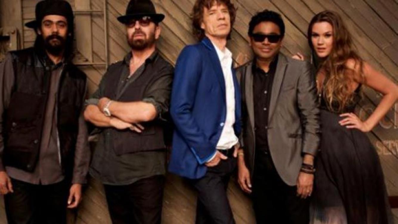 Super Heavy, la nueva banda de Mick Jagger. (Foto: web.)