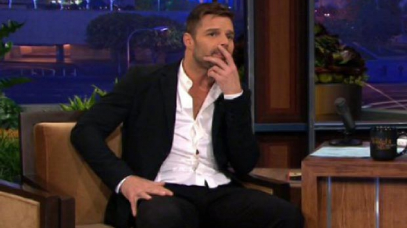 Ricky Martin fue amenazado de muerte a través de Twitter. (Foto: Web)