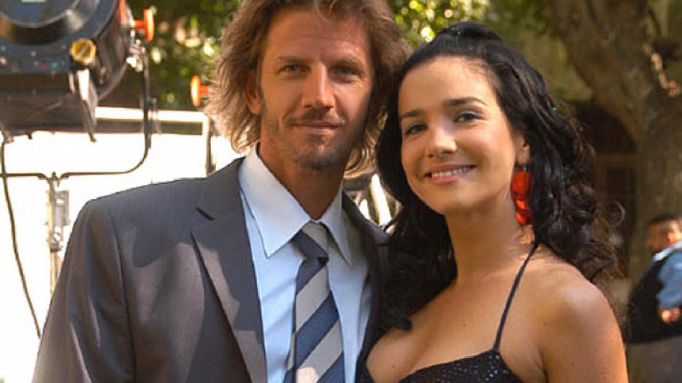 Facundo Arana y Natalia Oreiro, en Sos mi vida. (Foto: Web)