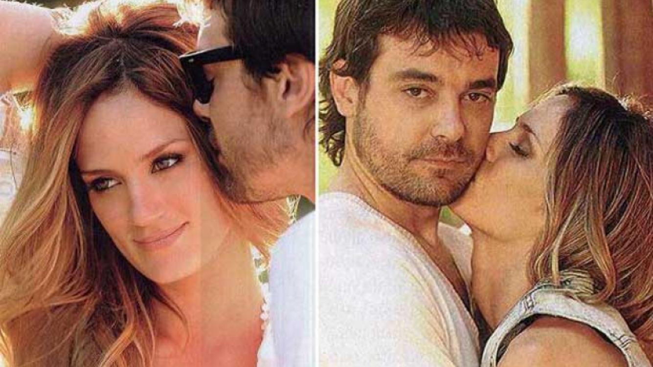 Peter y Paula, juntos y enamorados. (Foto: Revista Paparazzi).