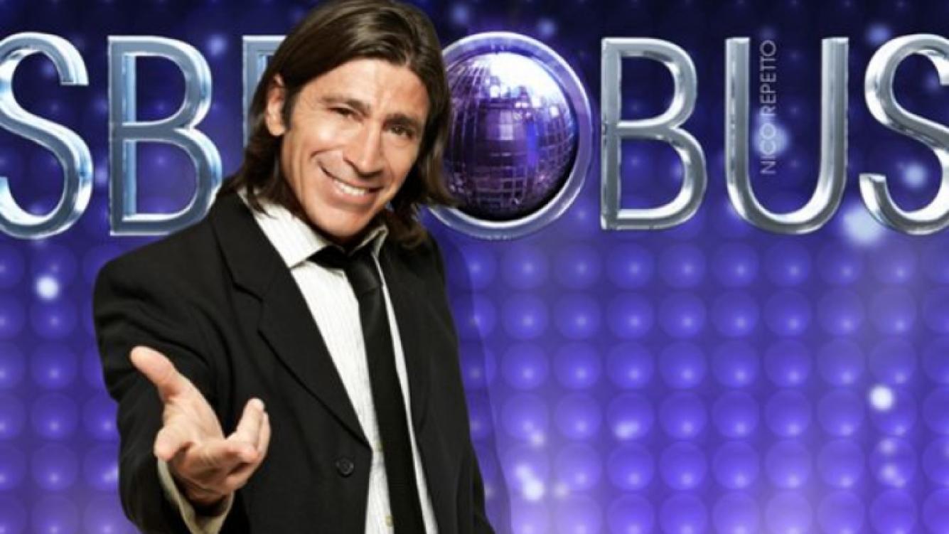 Nicolás Repetto, en la pantalla de Telefe. (Foto: Web)