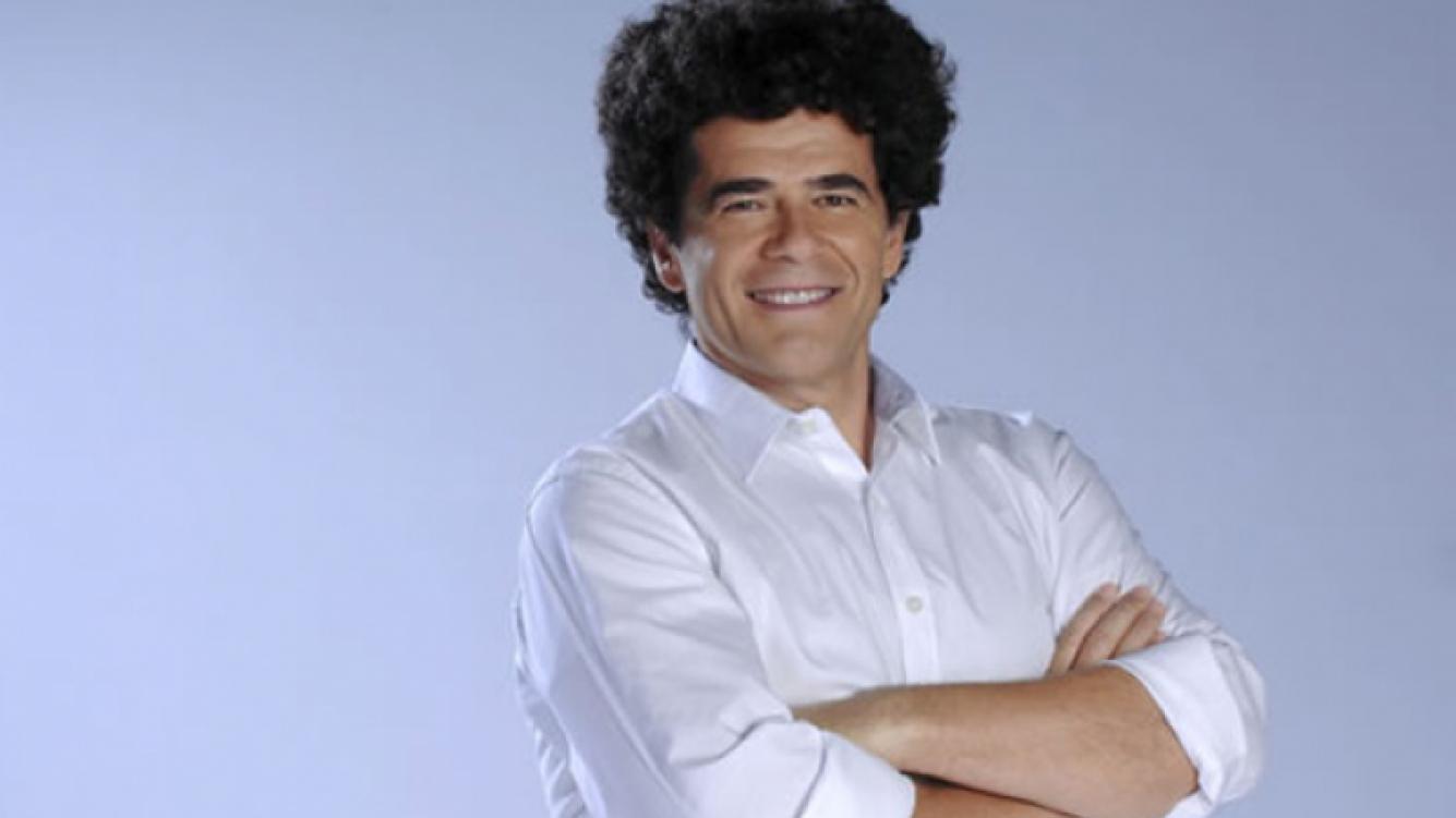 Julián Weich, ¿enojado con Telefe? (Foto: Web)