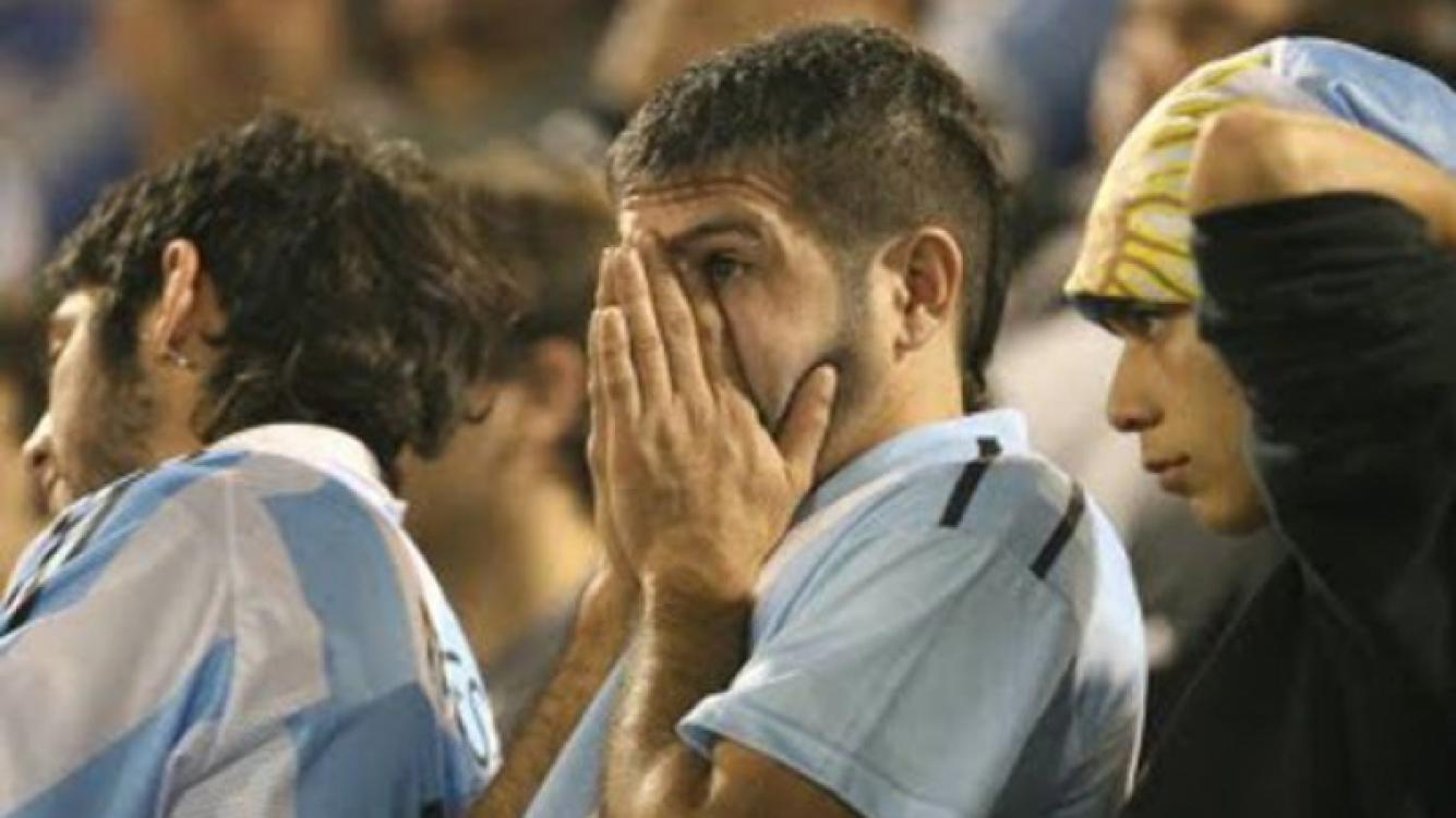 La bronca de los famosos por la eliminación de Argentina. (Foto: Web)