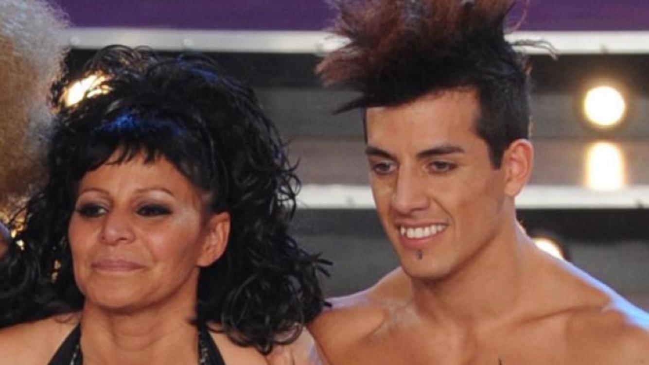 La Negra Mole, eliminada de Bailando 2011 en el axé. (Foto: Ideas)