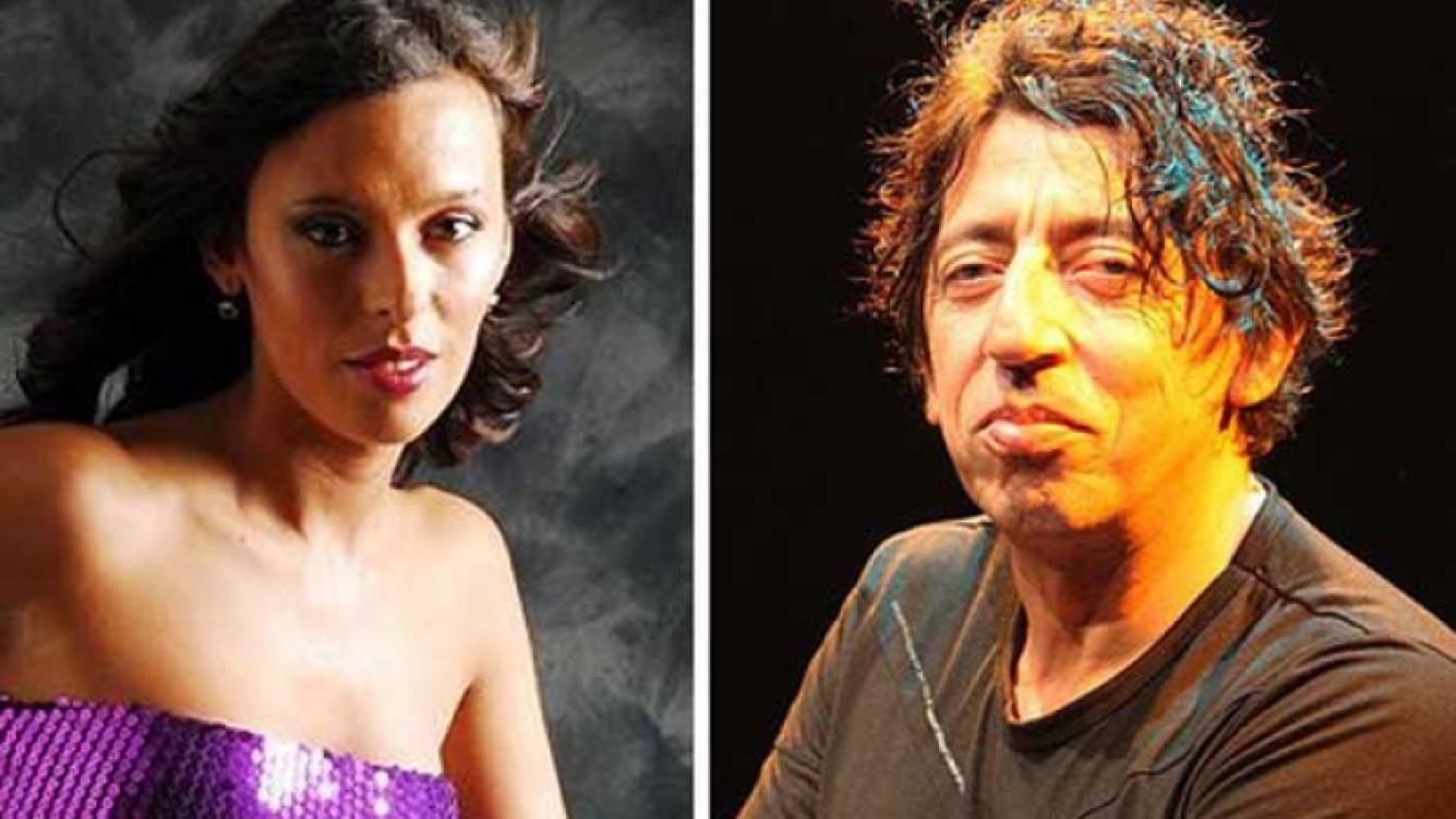 María Luján Telpuk y Alejandro Müller, ¿de novios?. (Foto: Web).
