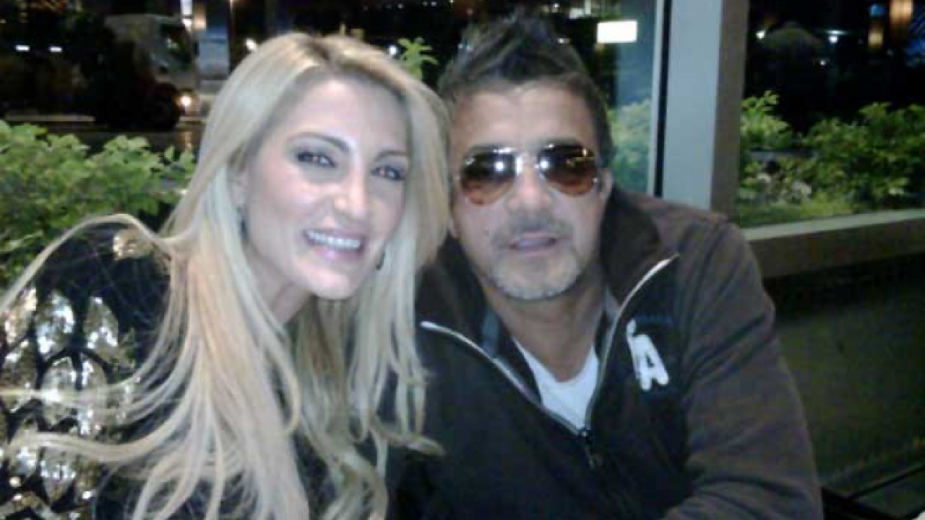 Gabriela Mandato y Adrián Serantoni, ya no son pareja. (Foto:@gabymandato)