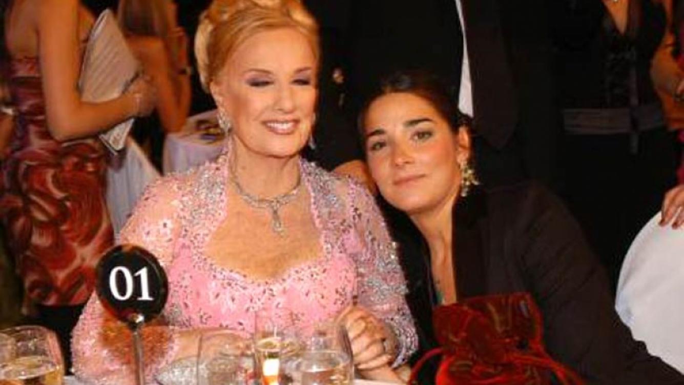 Mirtha Legrand y Juana Viale, centro de atención durante lo que va de 2011. (Foto: Web)