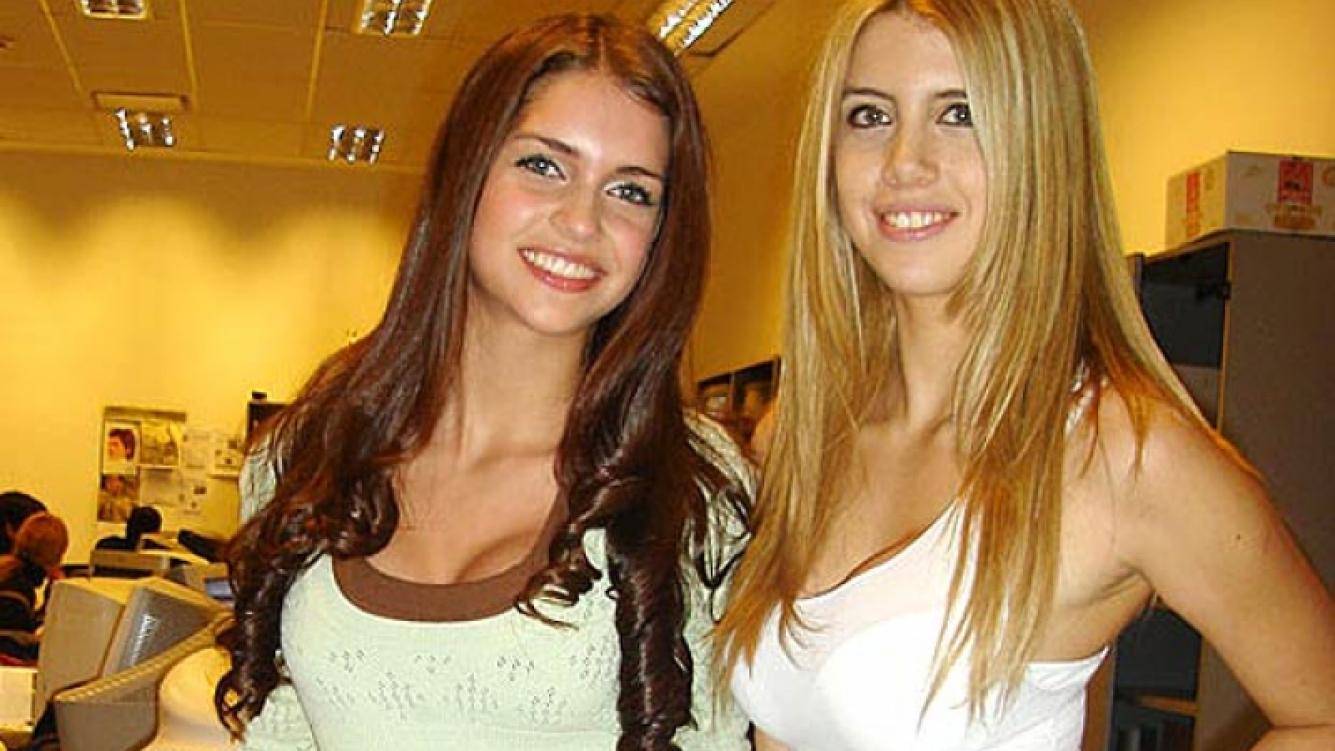Zaira Nara reemplazará a Wanda en Bailando 2011. (Foto: Web)