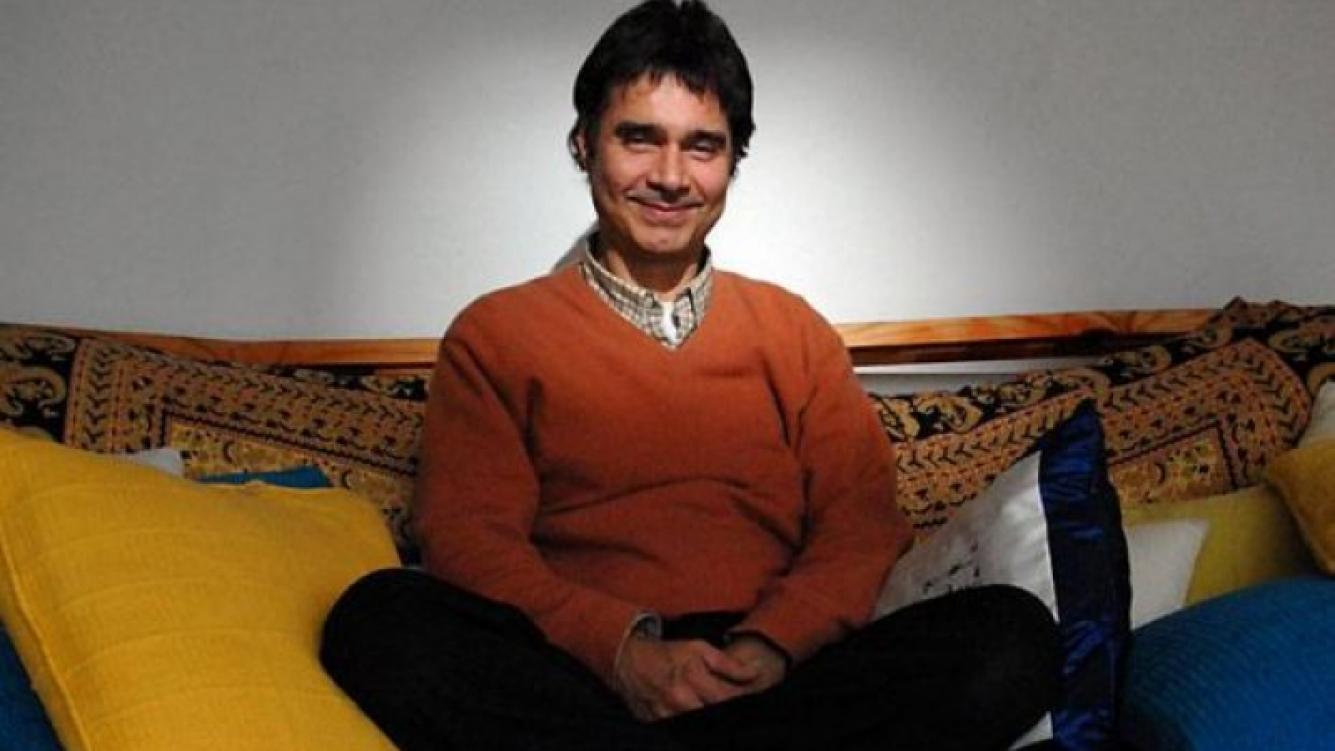 Claudio María Domínguez: amor y paz. ¿Puede fallar? (Foto: Web)