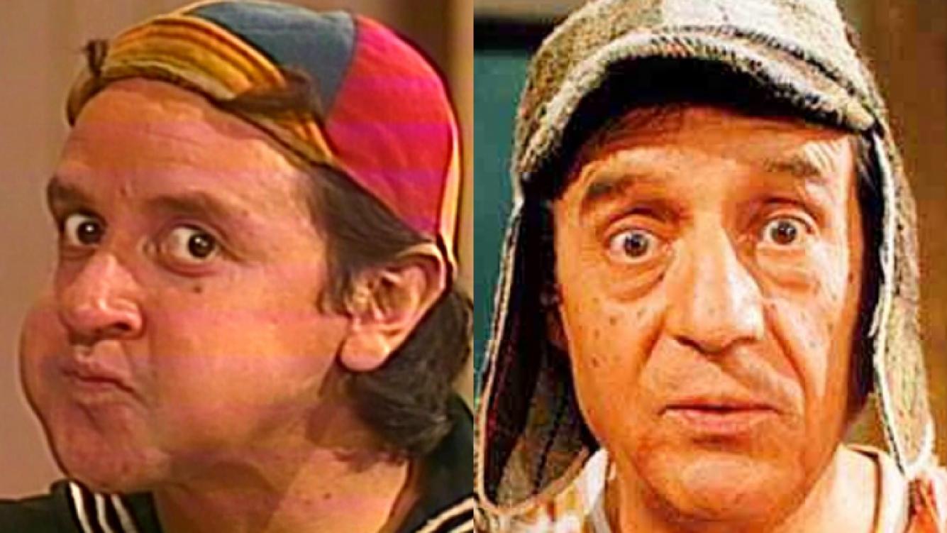 Los protagonistas de la entrañable serie mexicana, enfrentadísimos (Foto: Web).