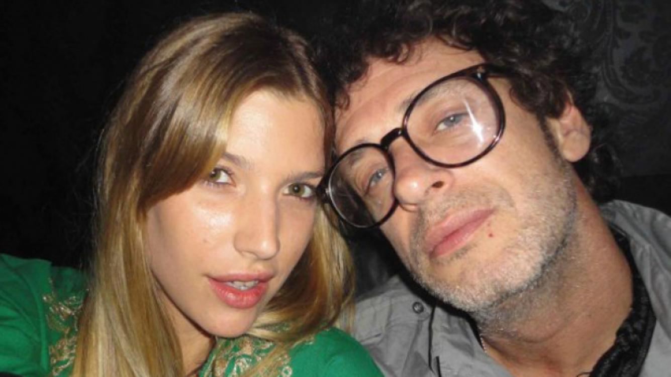 Chloe Bello era novio de Cerati en el momento en que el músico sufrió su ACV (Foto: Web).