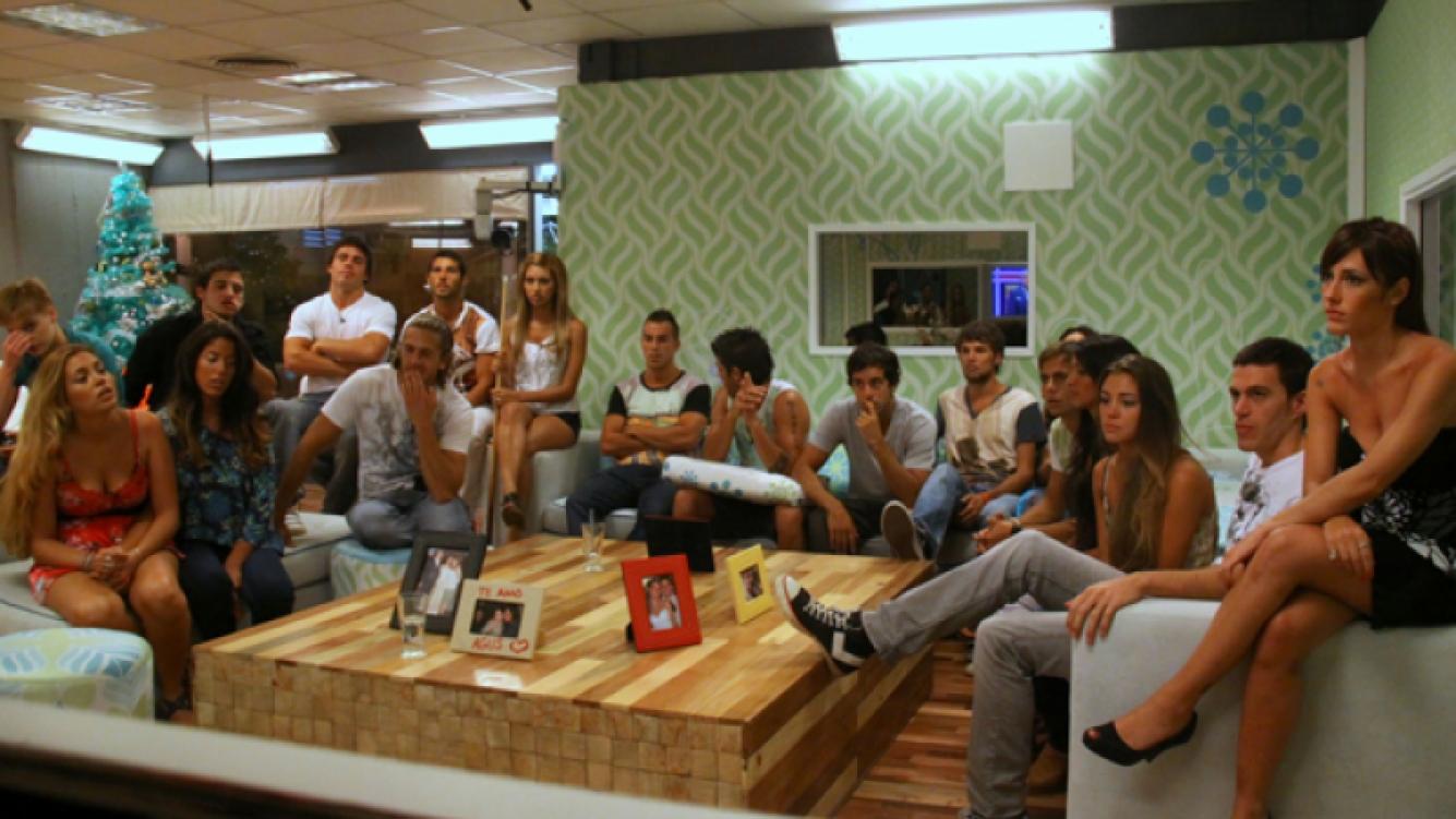 Gran Hermano 2012. (Foto: Web)