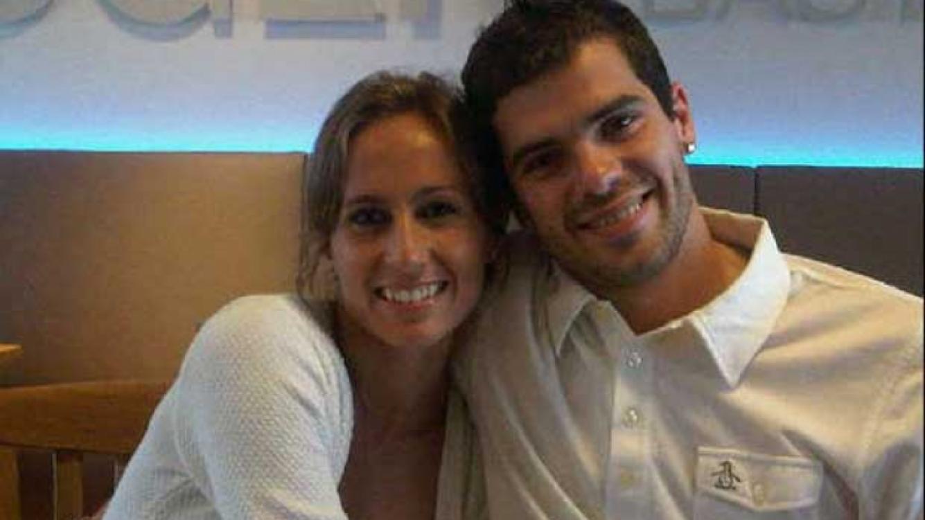 Gisela Dulko y Fernando Gago se casan mañana. (Foto: Web).