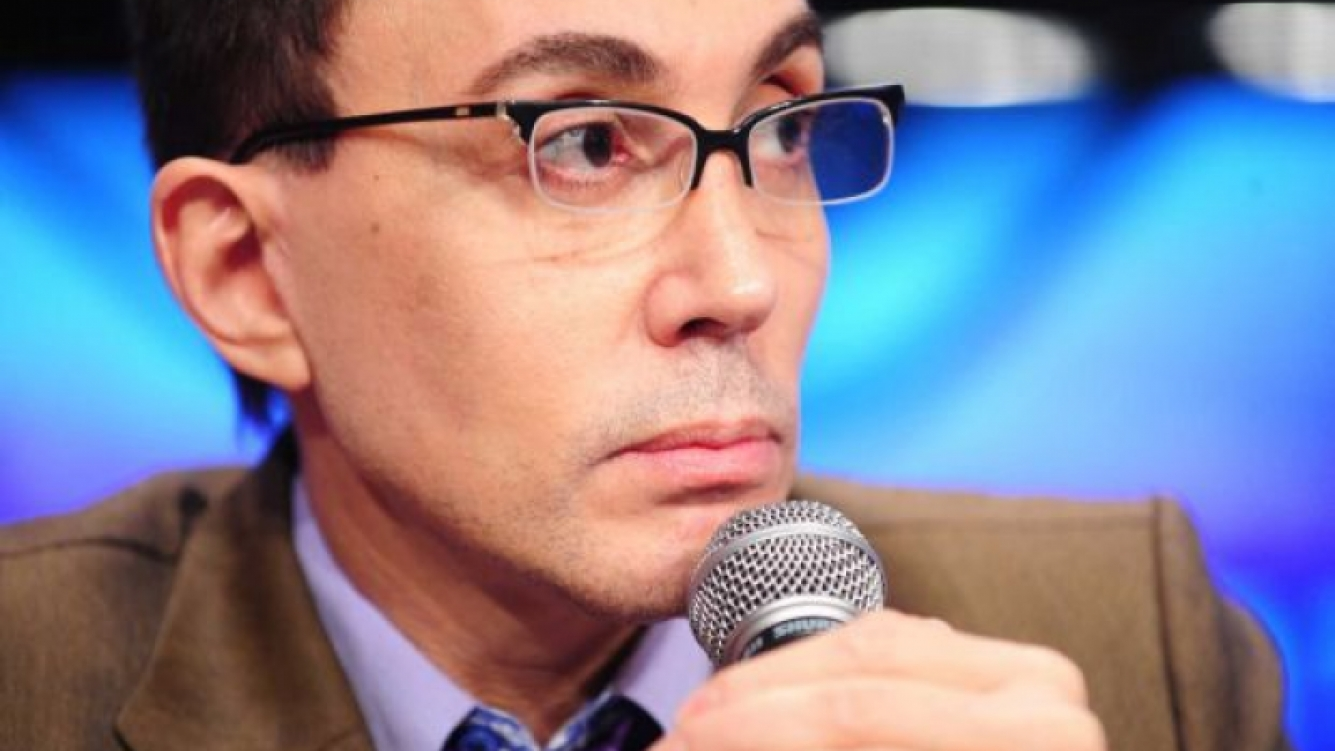 Marcelo Polino, duro con las estrellas de la televisión. (Foto: Ideas del Sur)