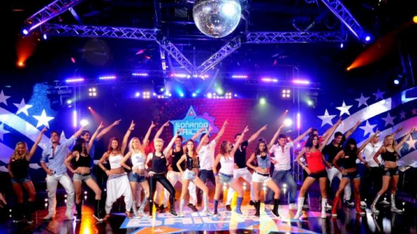 Soñando por bailar, primera edición.