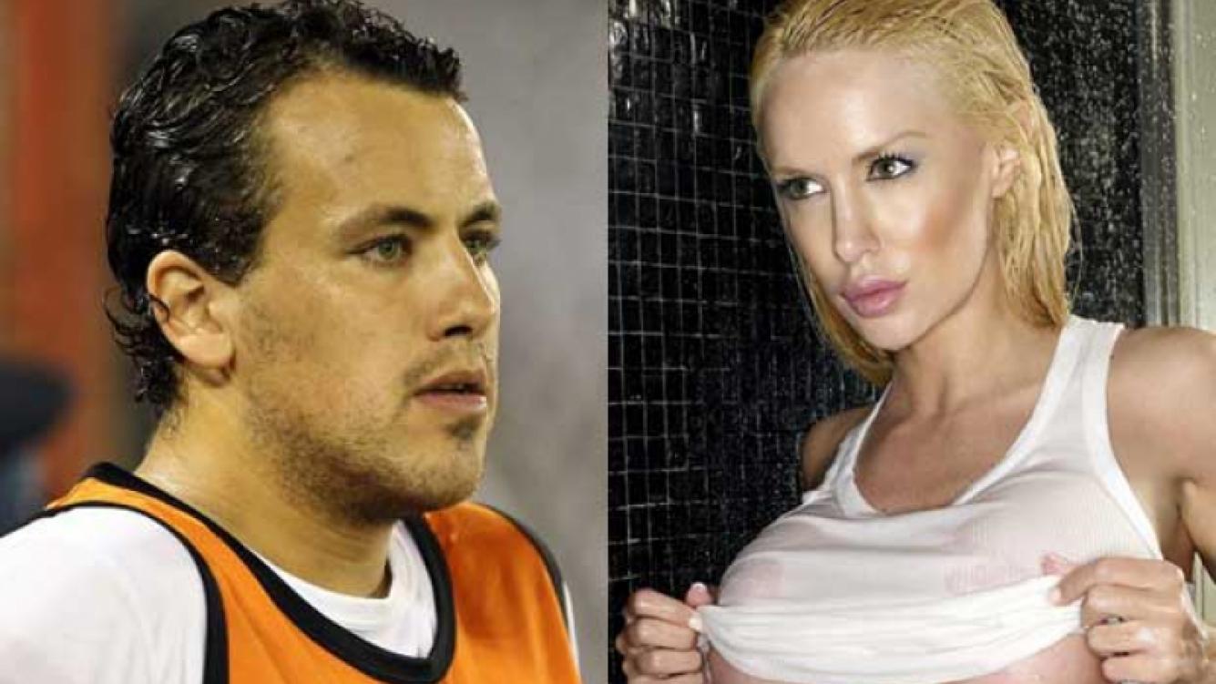 El Ogro Fabbiani insiste en conquistar a Luciana Salazar. (Fotos: Web.)