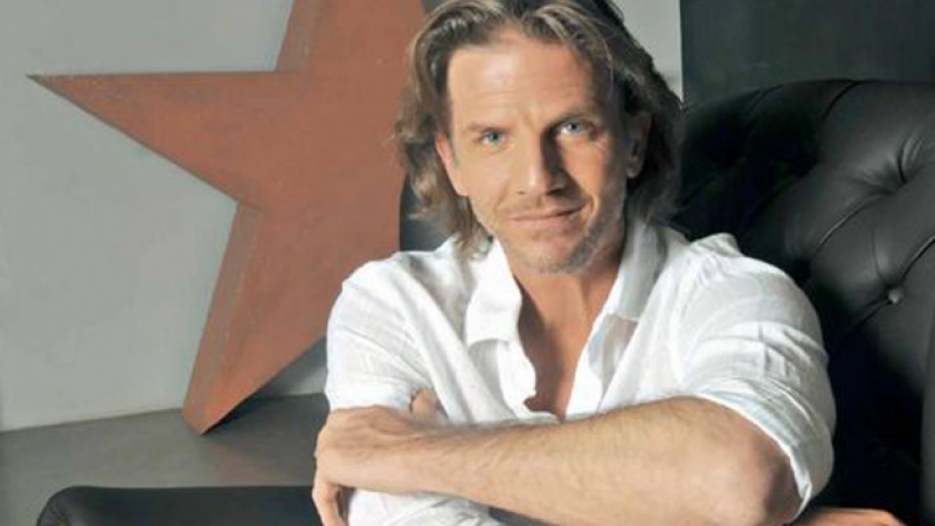 Facundo no evitó ningún tema en su última entrevista (Foto: Clarín).