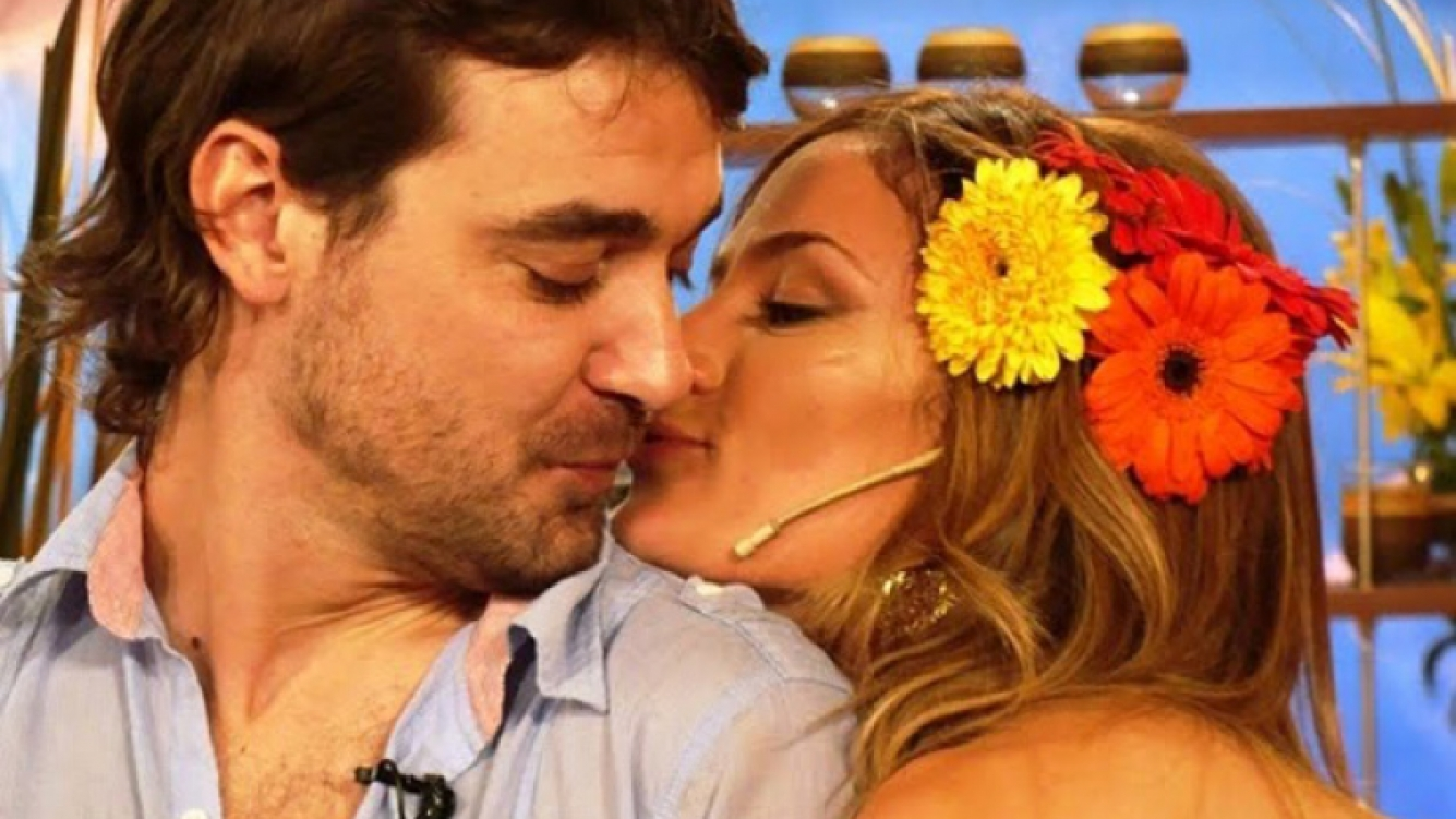 Peter Alfonso y Paula Chaves. (Foto: Web)