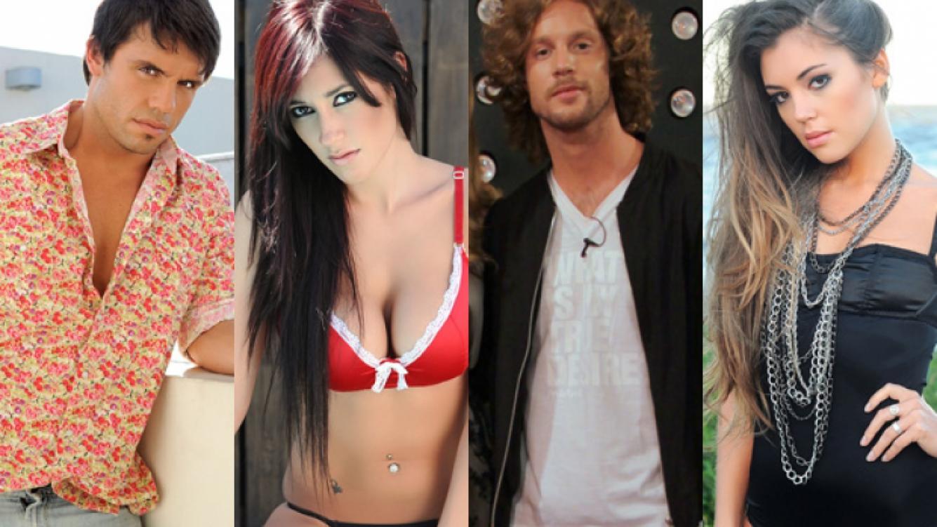 Cristian Y, Jésica, Jonathan K. y Natali no entienden a Cristian. (Foto: Ciudad.com)