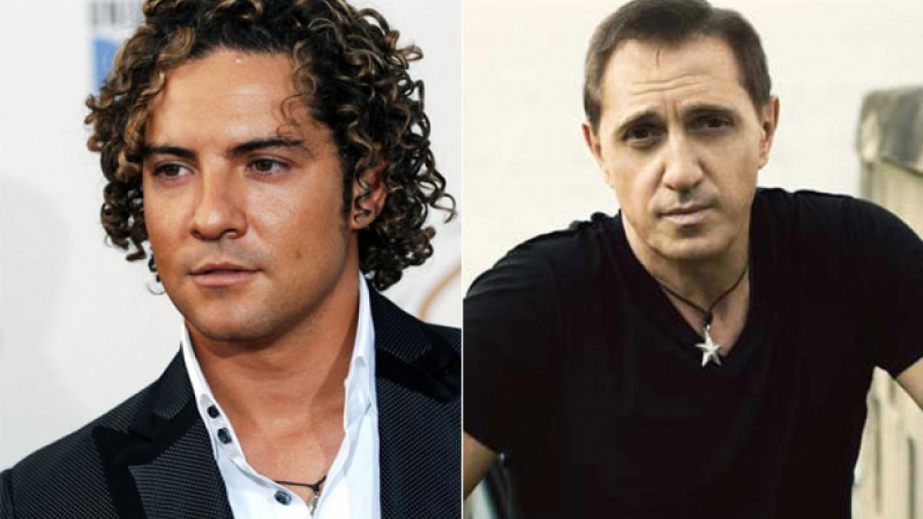 David Bisbal y Franco de Vita se animarán a la actuación.