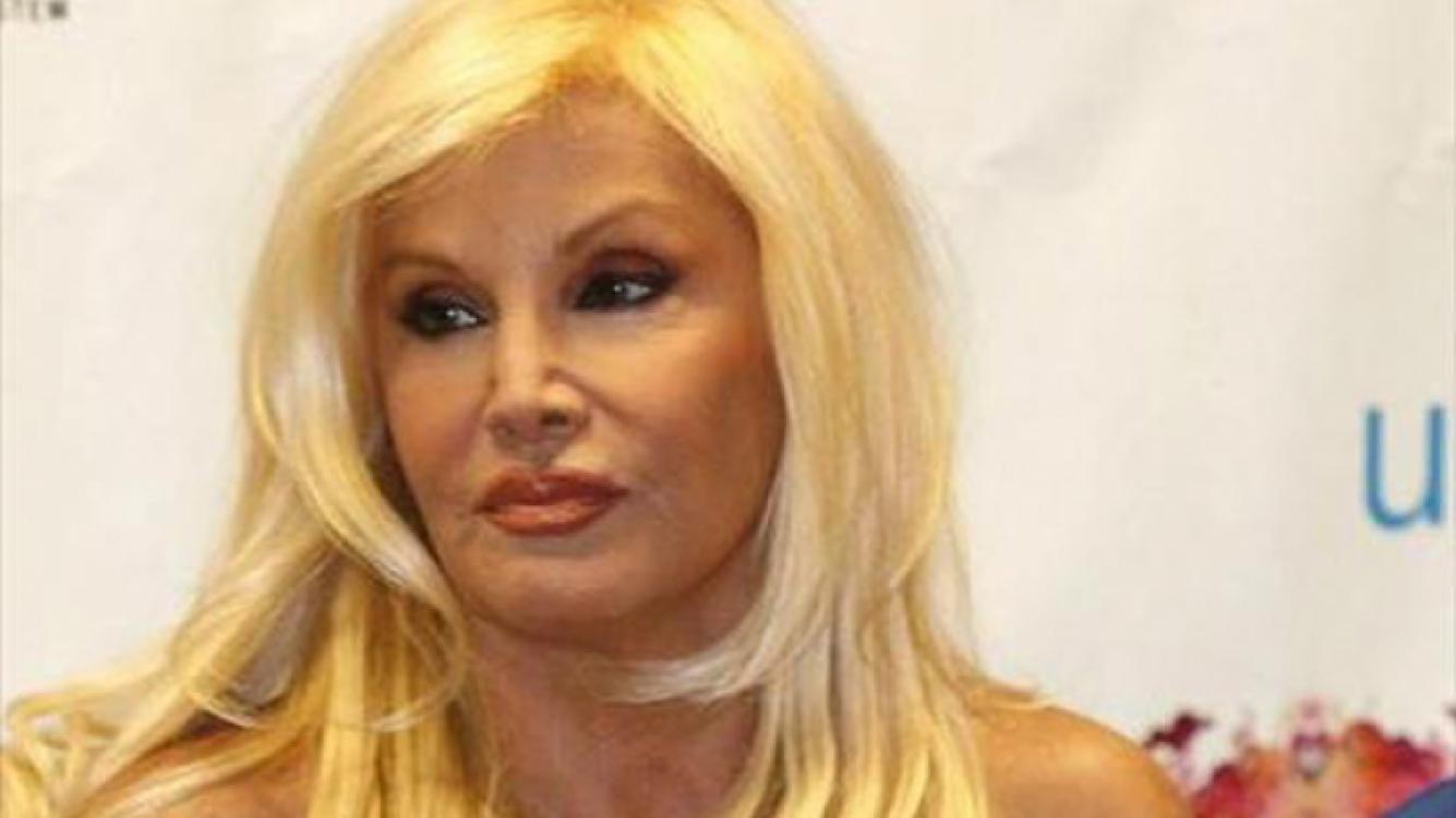 La diva, muy enojada con las sospechas por Salven el Millón (Foto: Web).