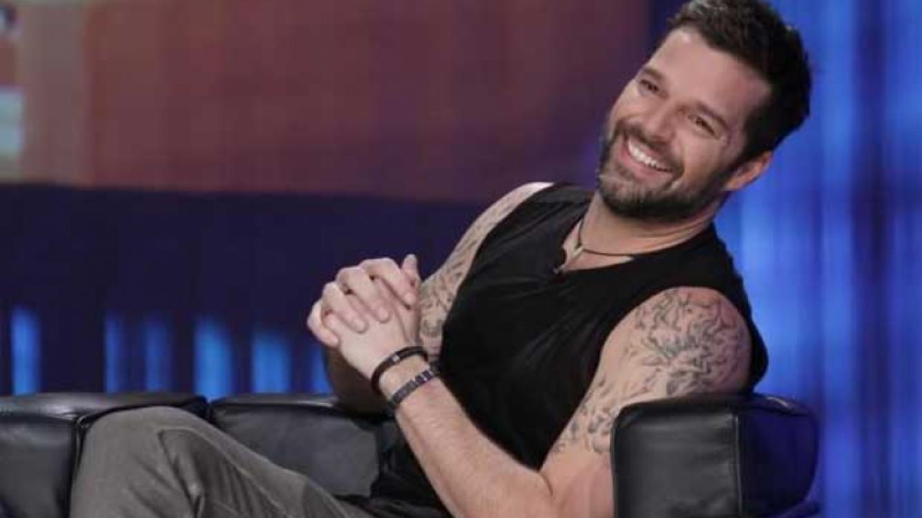 Ricky Martin y su relación con las mujeres. (Foto: Web).