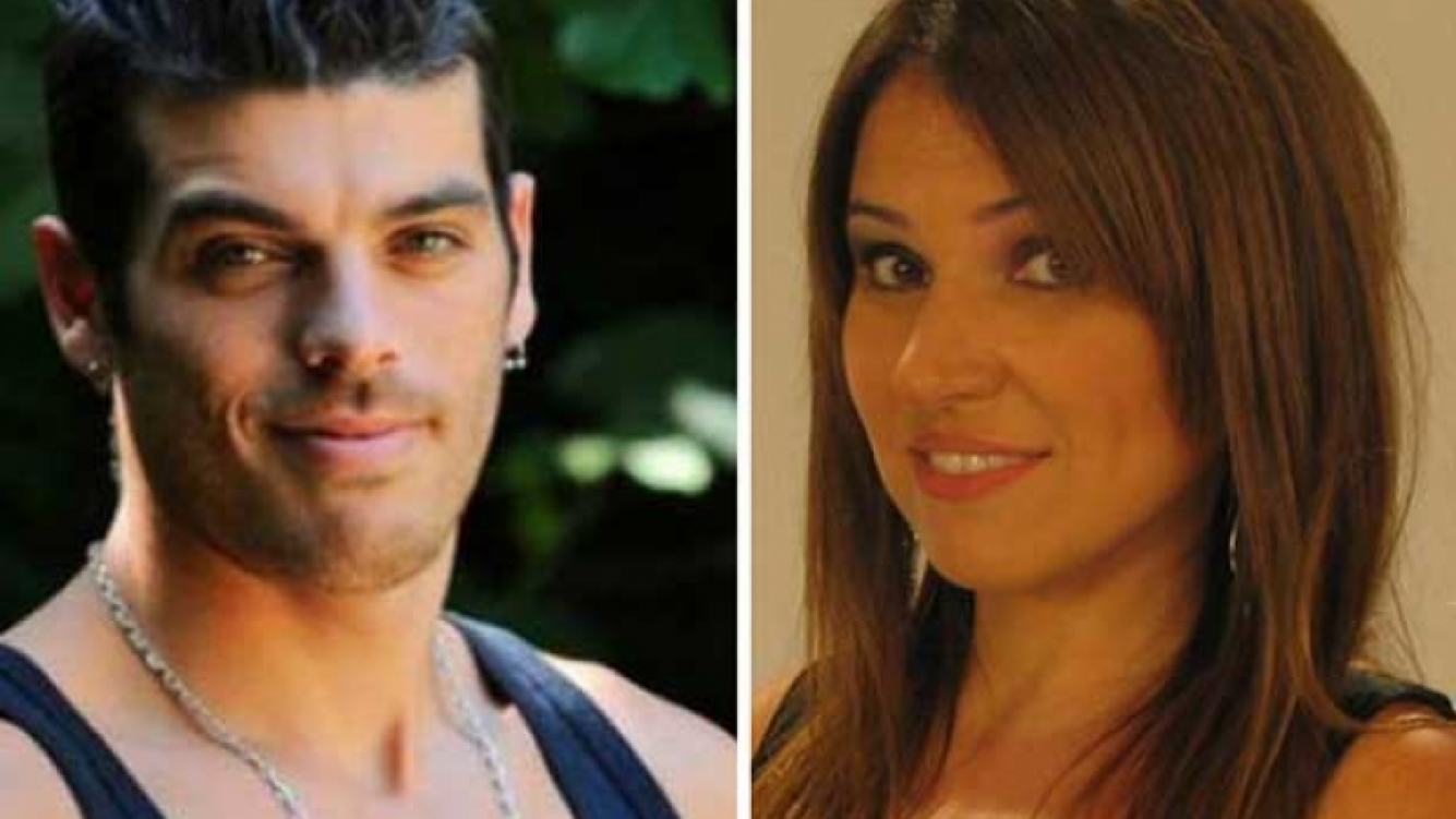 Cristian U. vs. Fernanda Iglesias. (Foto: Web).